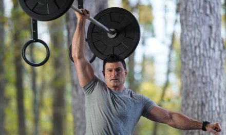The One-Arm Barbell Press
